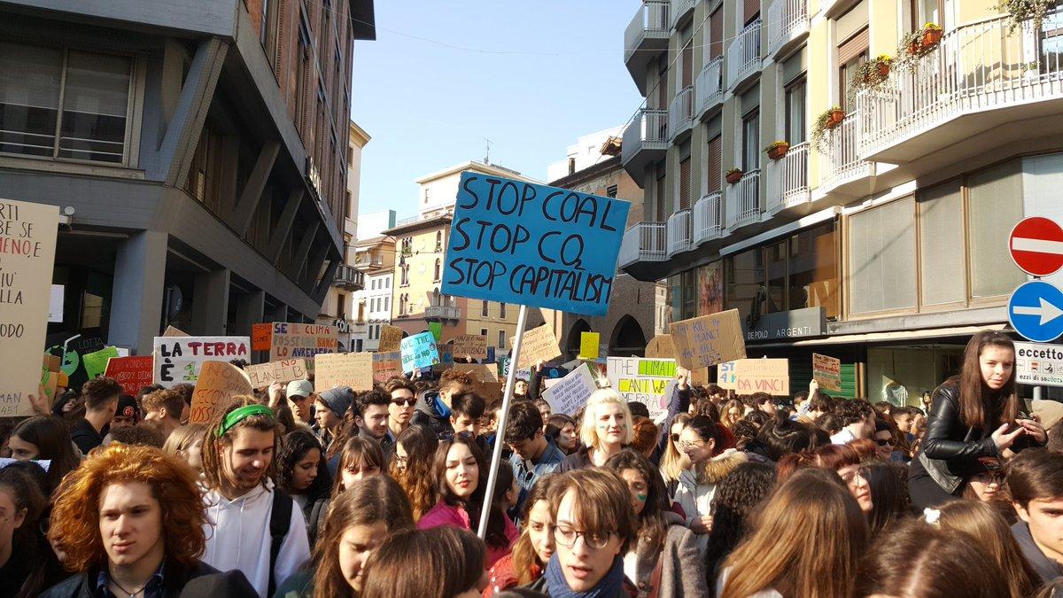 Steve Milloy's photo on #studentstrike4climate