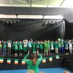 Image for the Tweet beginning: Beannachtí na Féile Pádraig oraibh