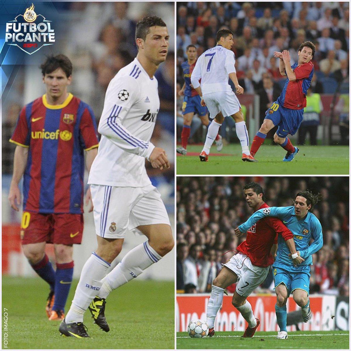 Futbol Picante's photo on Messi vs Cristiano