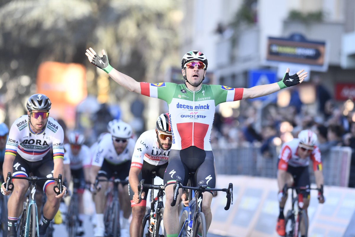 Tirreno Adriatico's photo on Foligno
