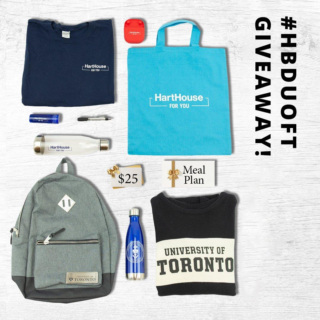 University of Toronto Student Life's photo on #HBDUofT