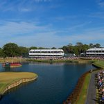 Image for the Tweet beginning: Day 2 of #THEPLAYERS is