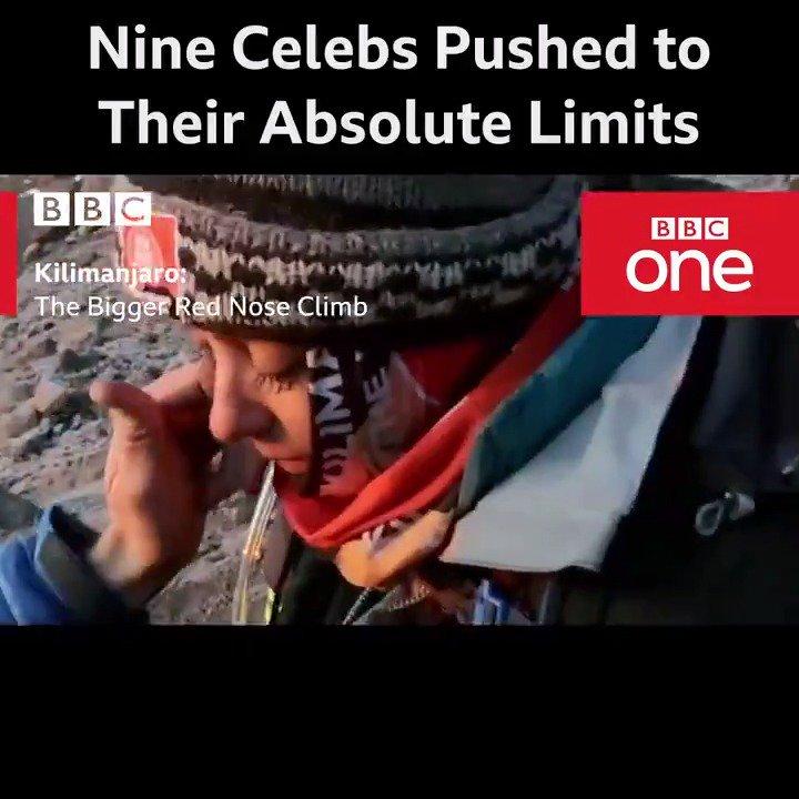 BBC's photo on Comic Relief