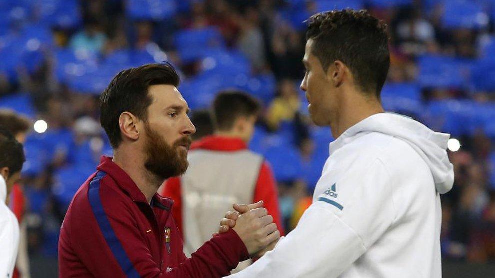 jhon parra ligaBBVA's photo on Messi vs Cristiano