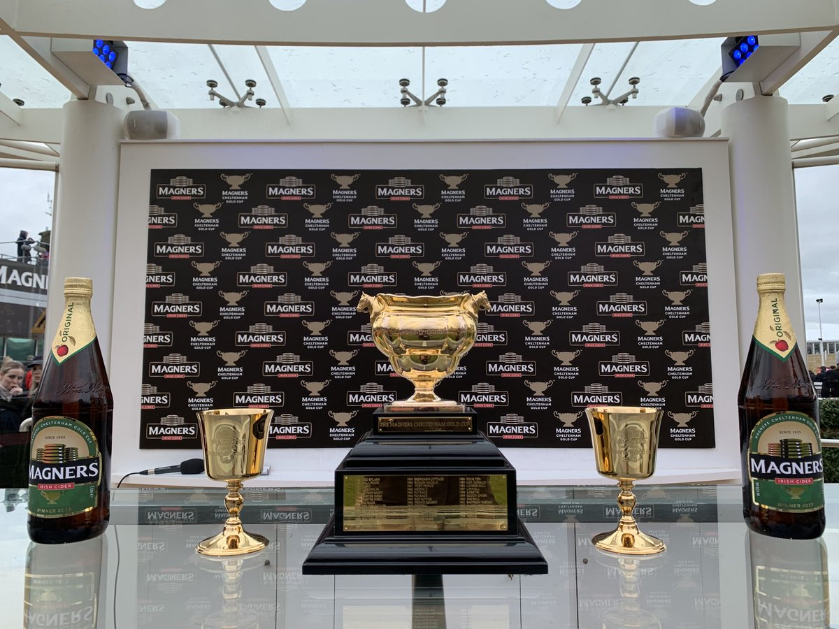 Martin & Co's photo on #CheltenhamGoldCup