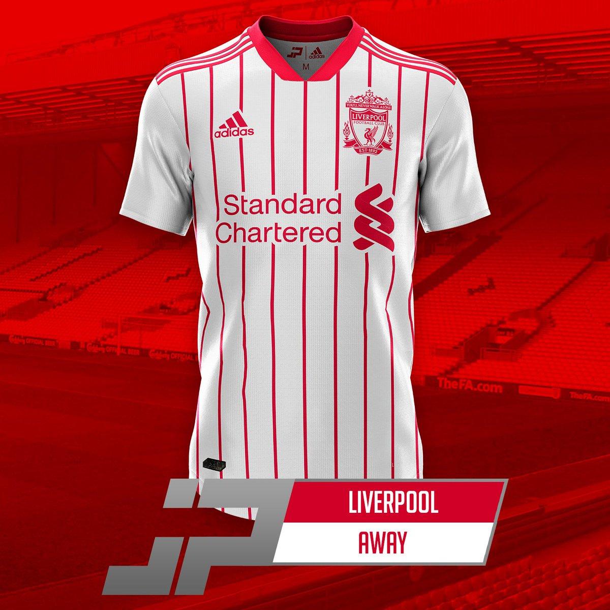 online store cf0f5 b2507 Liverpool Away Concept Kit. Rate 1-10! 😊 #JPereira ...