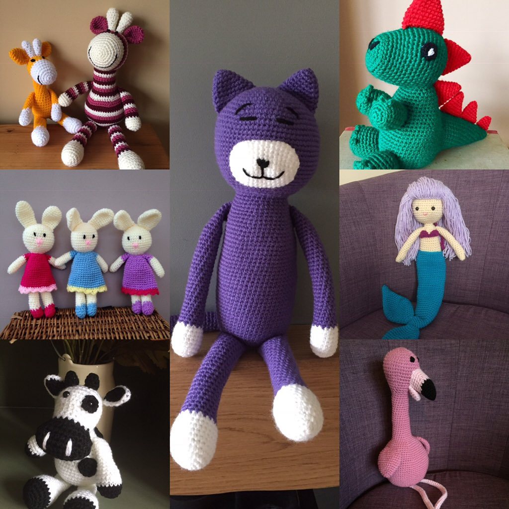 Handmade toys make great Easter gifts and last longer than chocolate! Find these and more at  http://www. etsy.com/shop/Bitzas  &nbsp;    #atsocialmedia #handmade #etsy #londonislovinit #RTmeBB #CraftBizParty #giftideas #Easter<br>http://pic.twitter.com/JVHD2XIr2c