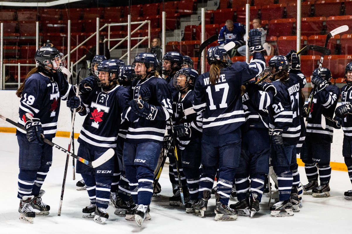 8f9fbe4253c Good luck to @swaite_ #17 and the University of Toronto Variety Blues  @Varsity_Blues who compete in the Canadian National Championships this week  in ...