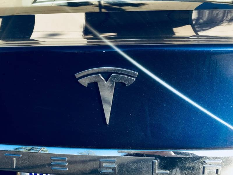 Patch California's photo on Model Y