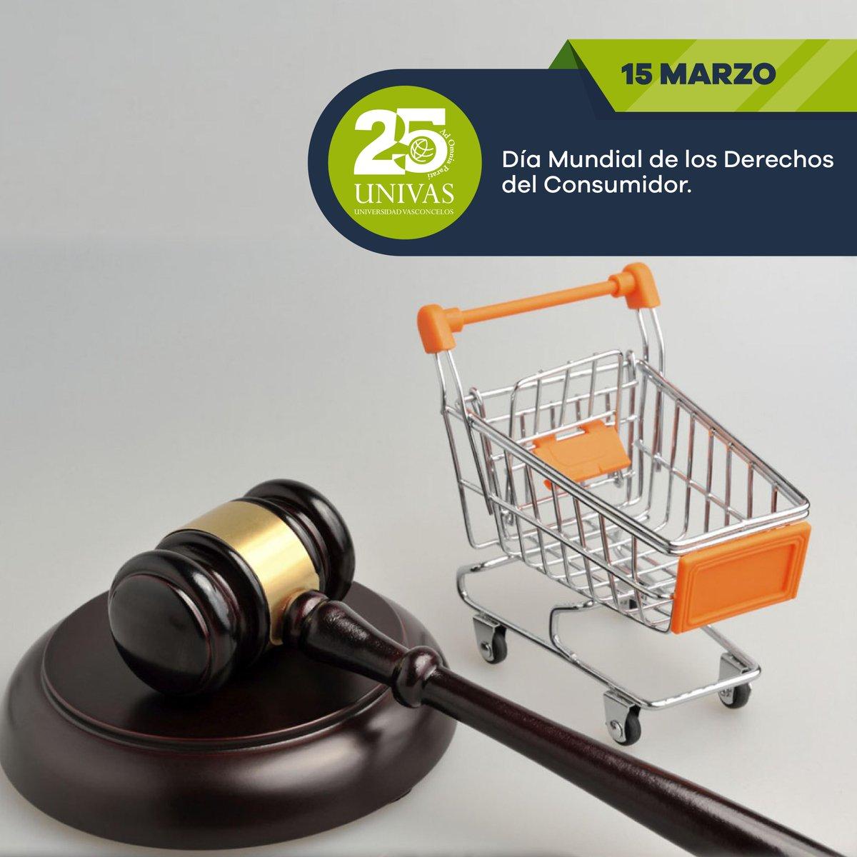 Univas's photo on #DiaMundialDelConsumidor