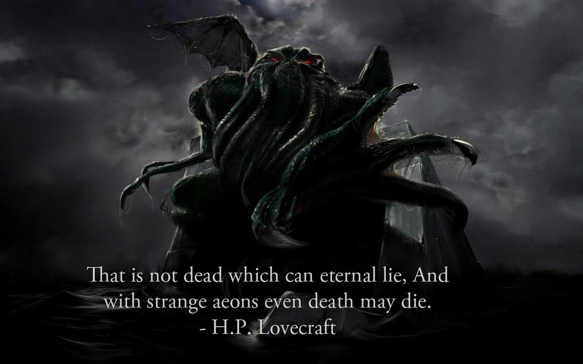 Fausto's photo on H. P. Lovecraft