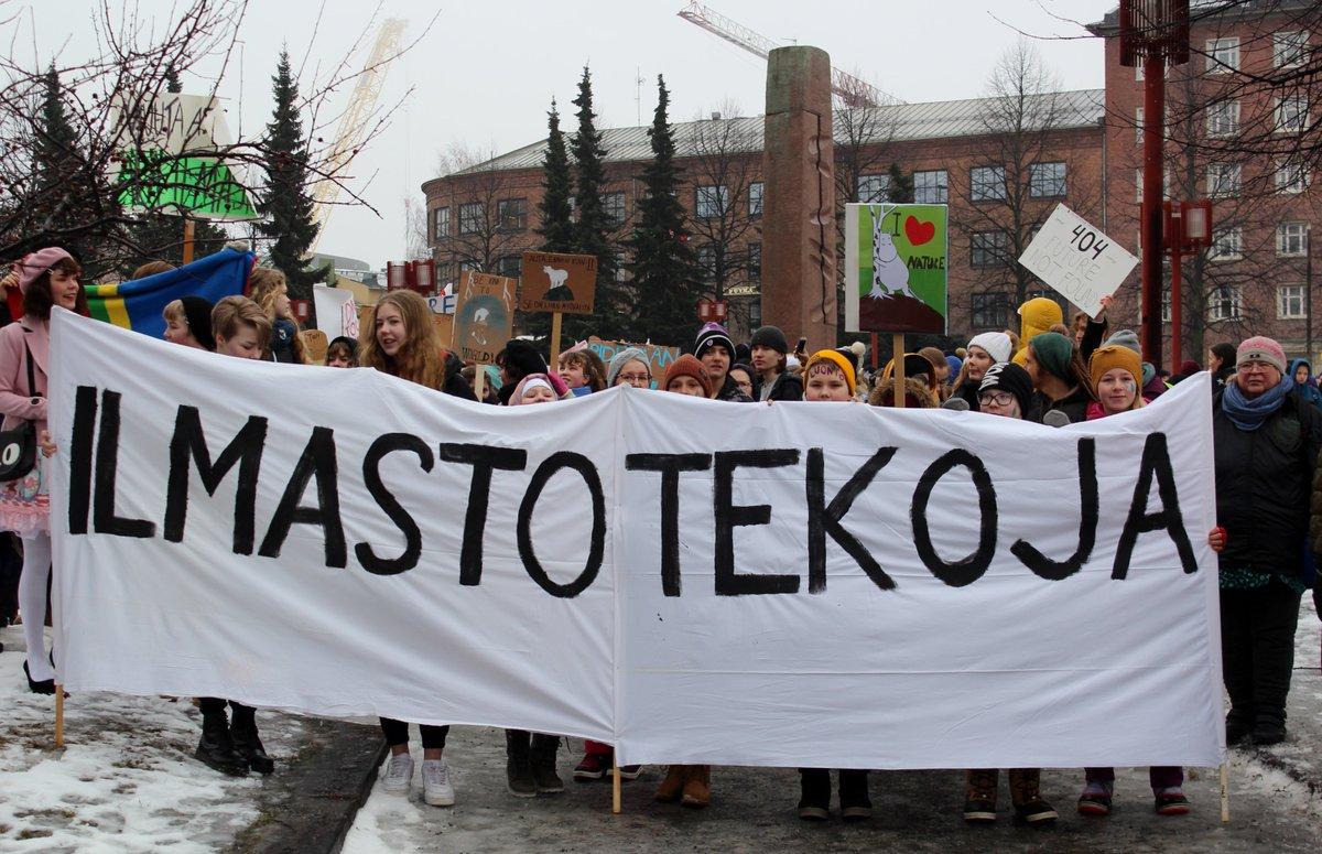 Vasen Kaista's photo on #FridaysForFurture