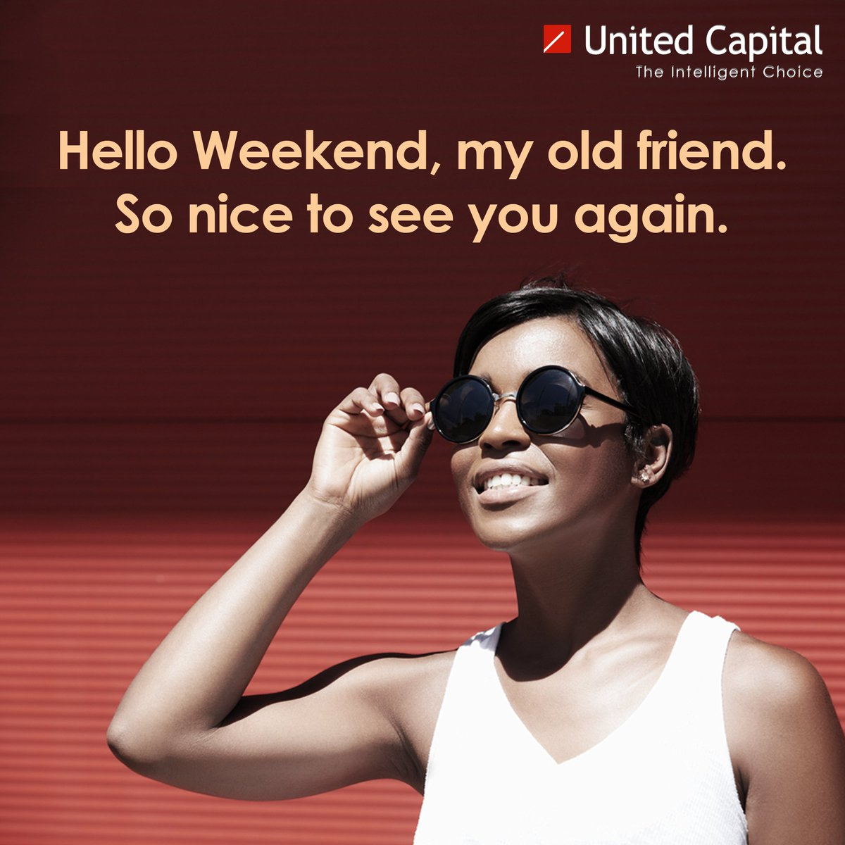 United Capital Plc's photo on #weekend