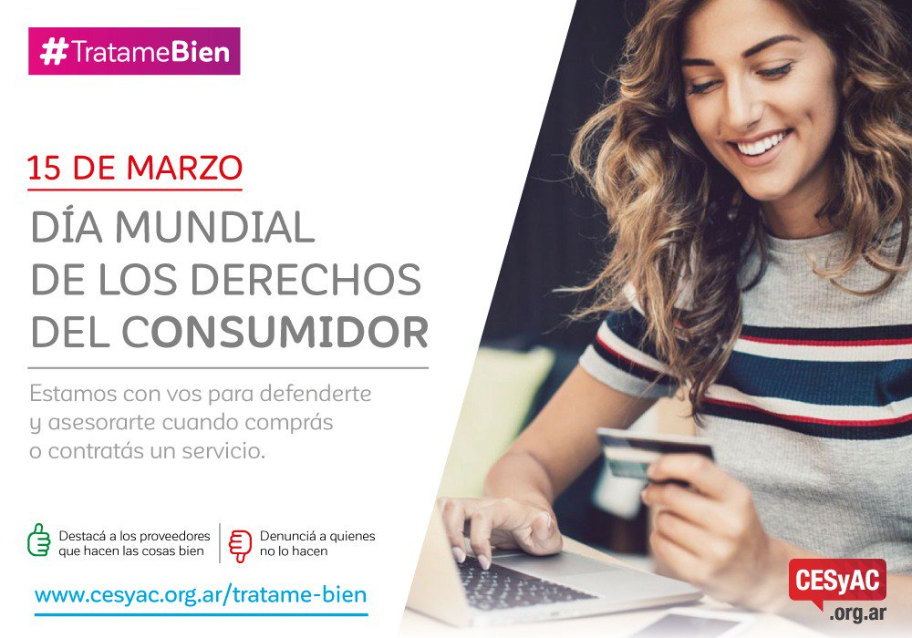 Juan Marcos Aviano's photo on #DiaMundialDelConsumidor