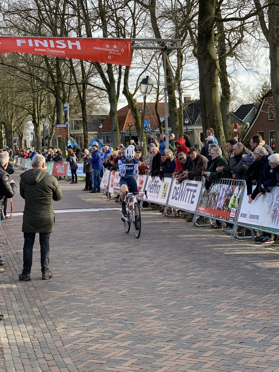Peter van der Veen's photo on #Drentse8