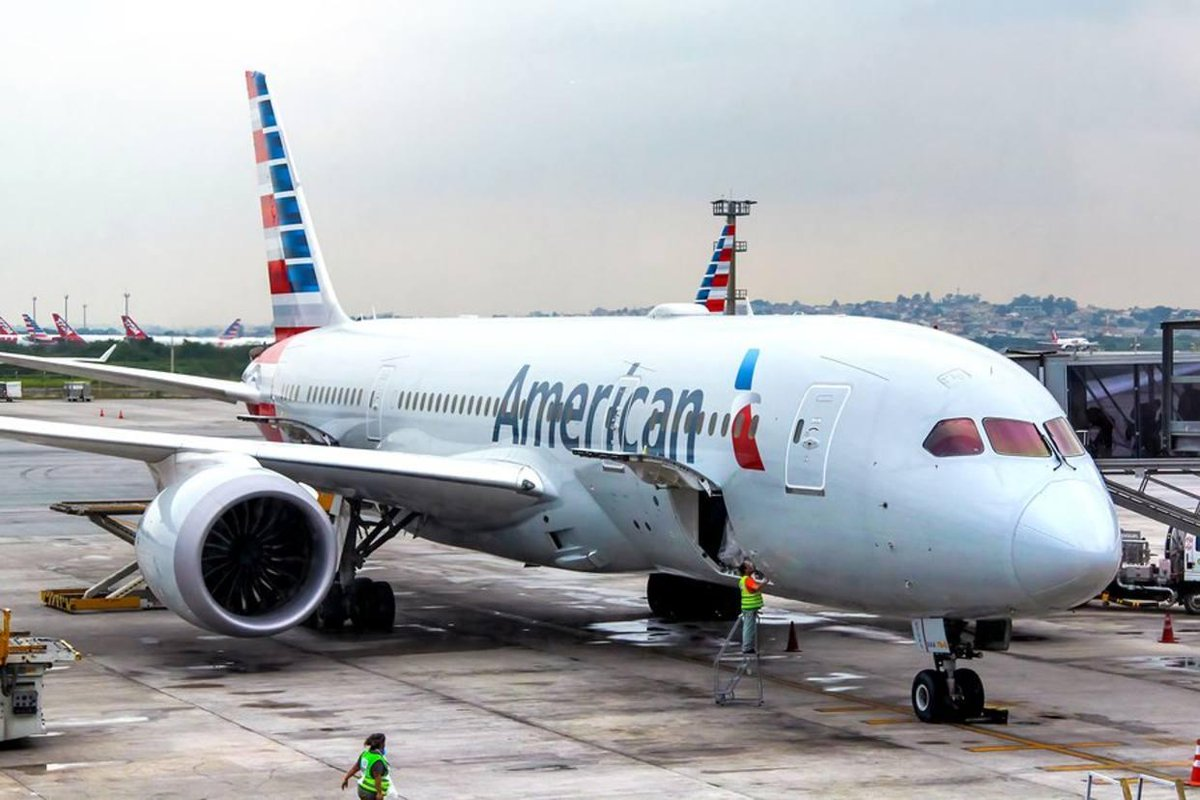 El Nacional's photo on american airlines