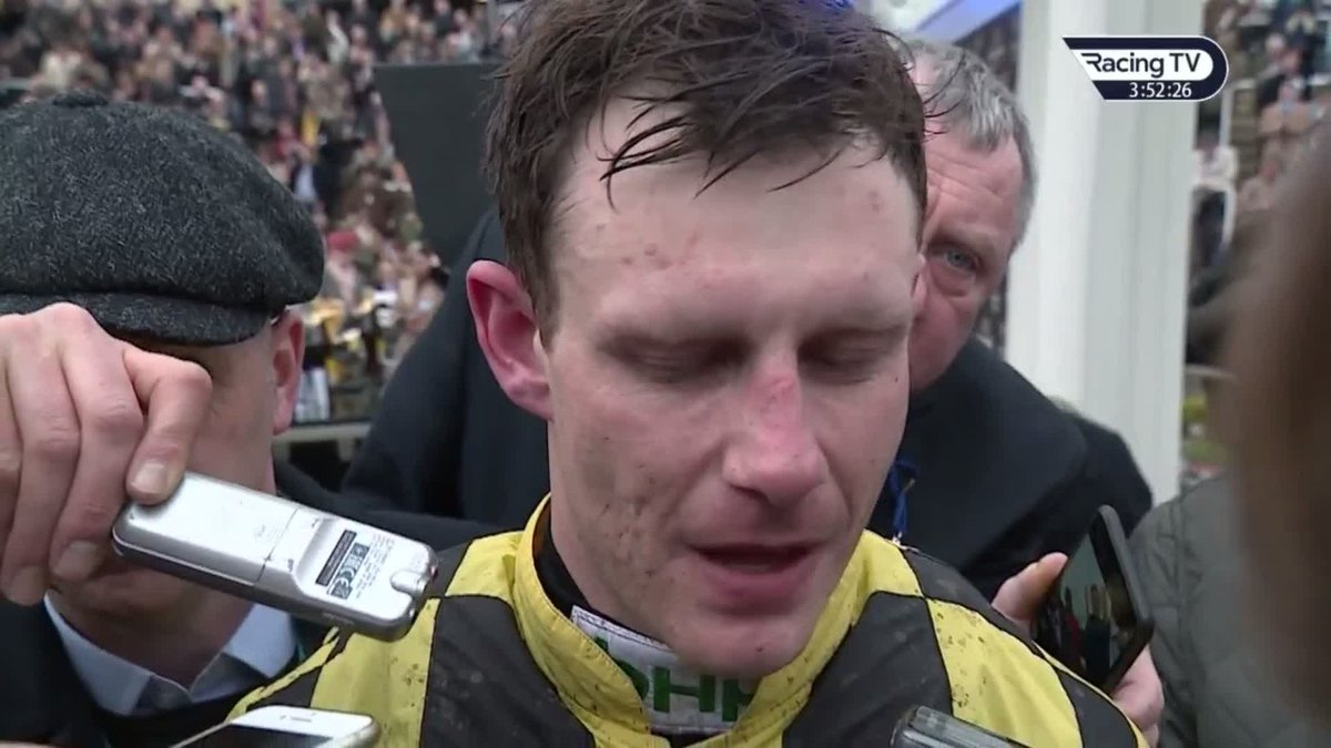 Racing TV's photo on Paul Townend