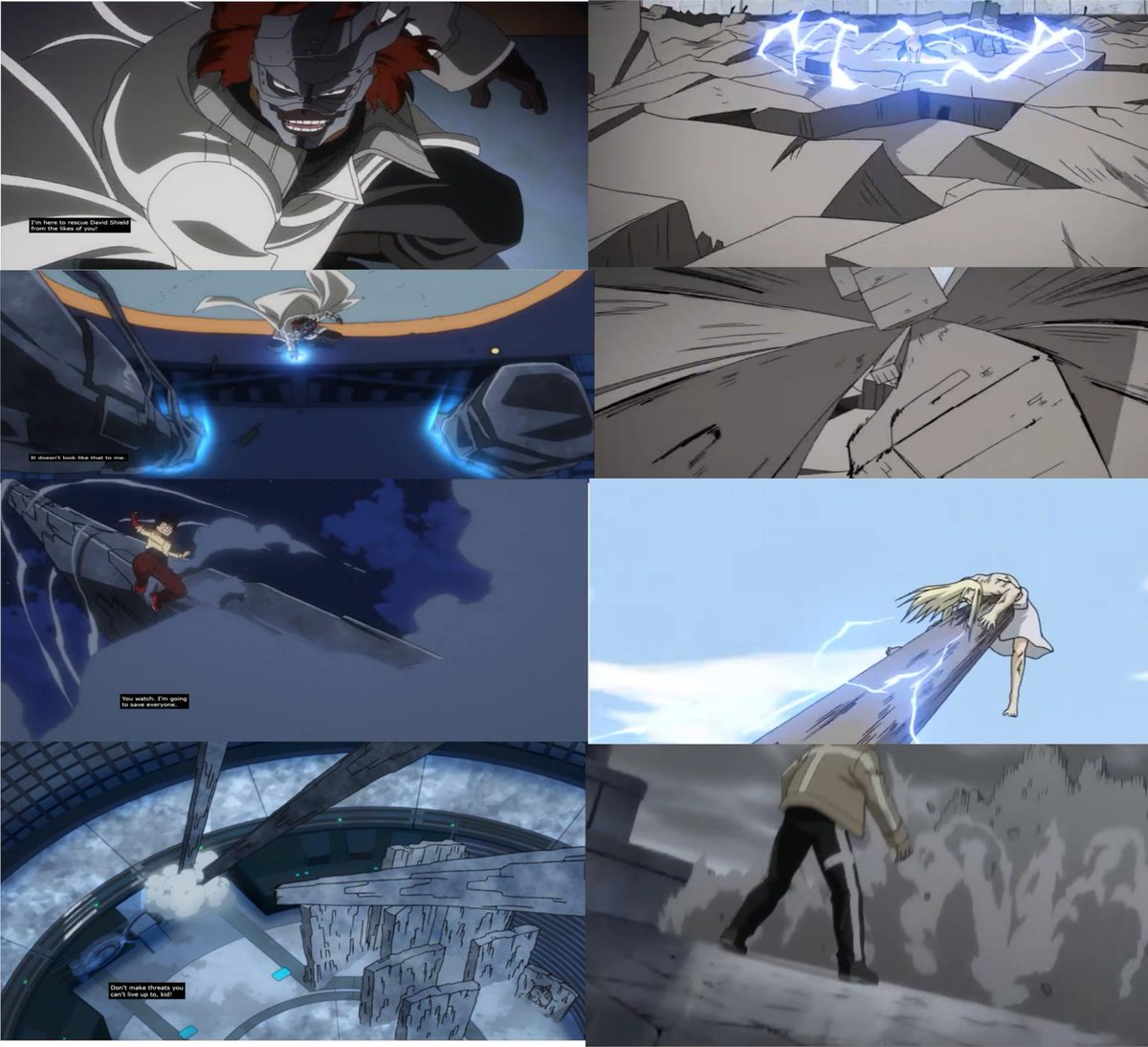Castle23clash On Twitter So I Watched My Hero Academia S Two Heroes Movie Was Surprised To See Similarities Between The Villain Wolfram And Edward Elrich S Fighting Styles Fma Mha Bokunoheroacademia Anime Fullmetalalchemist 鋼の錬金術師