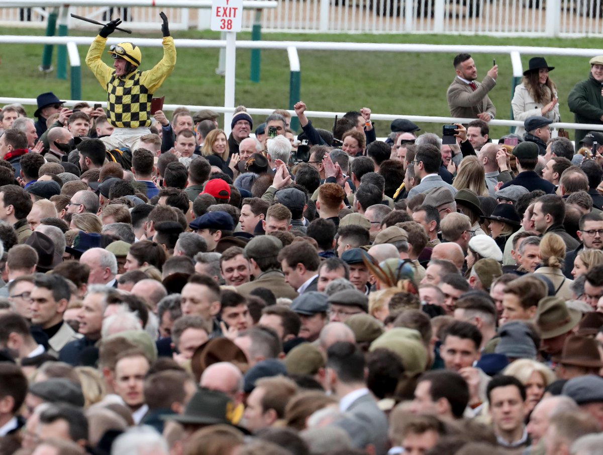 Racing Post's photo on Paul Townend