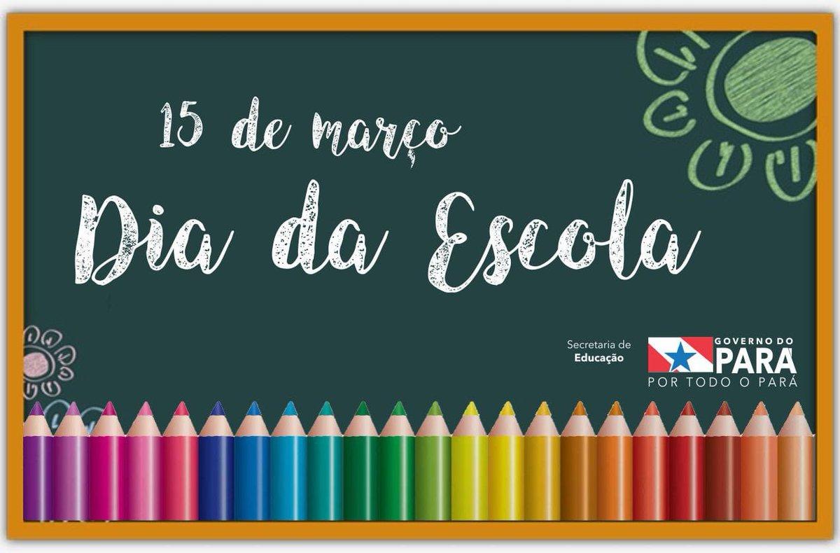 Seduc Pará's photo on #DiaDaEscola