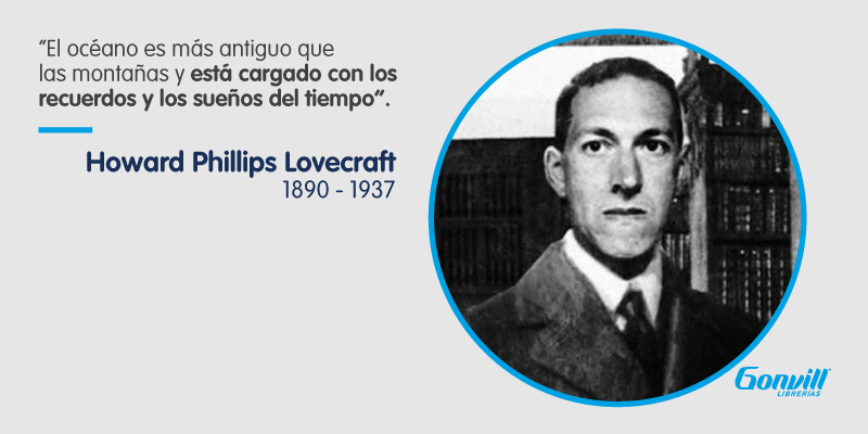 Librerías Gonvill's photo on H. P. Lovecraft