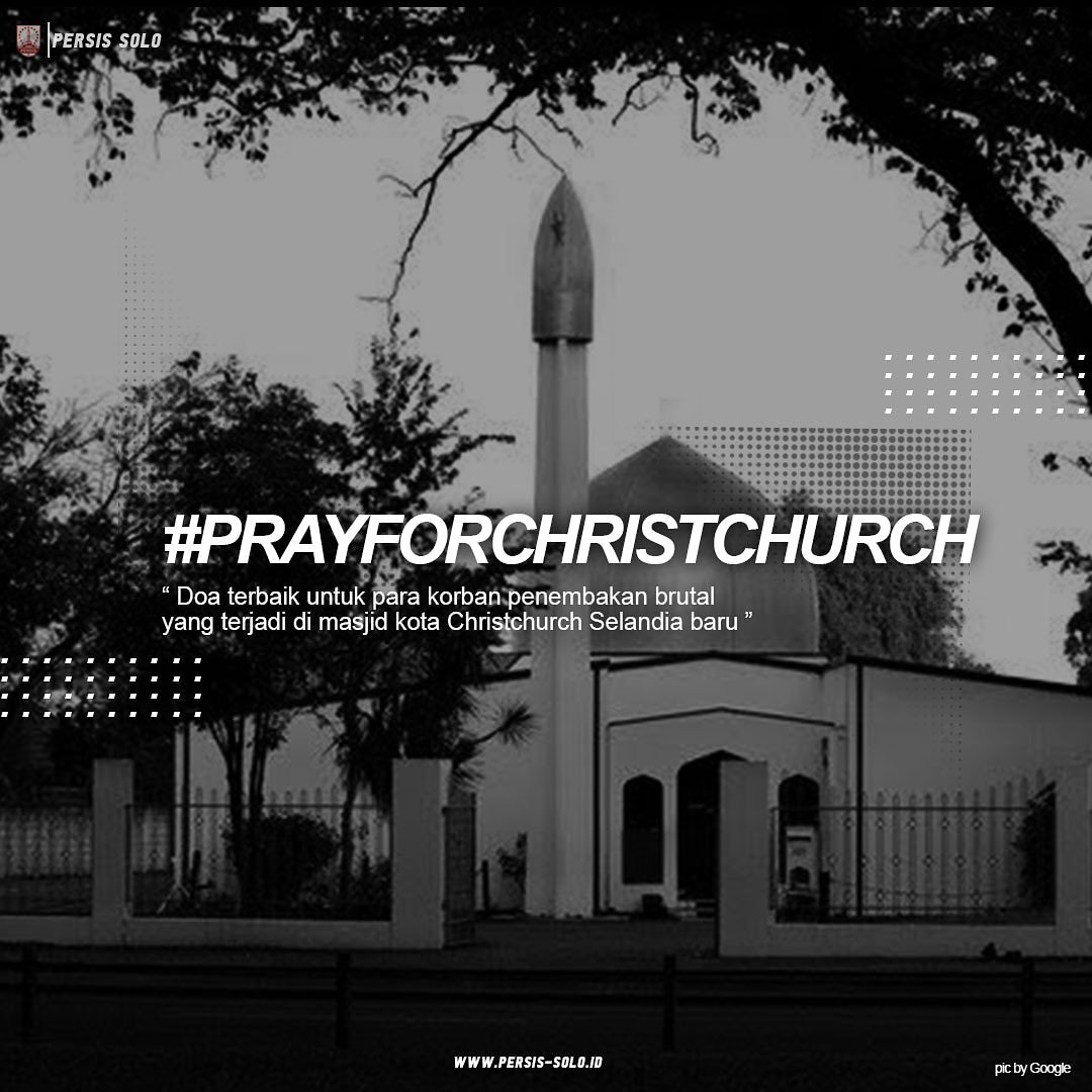 PERSIS SOLO's photo on #prayforchristchurch