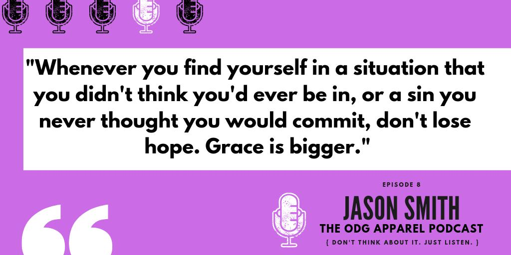 99a7dbb564493 LISTEN 🎧  Ep 8    Jason Smith The latest episode The ODG Podcast is
