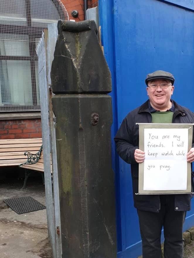 Yaseen Adil's photo on #ChristchurchMosqueShooting