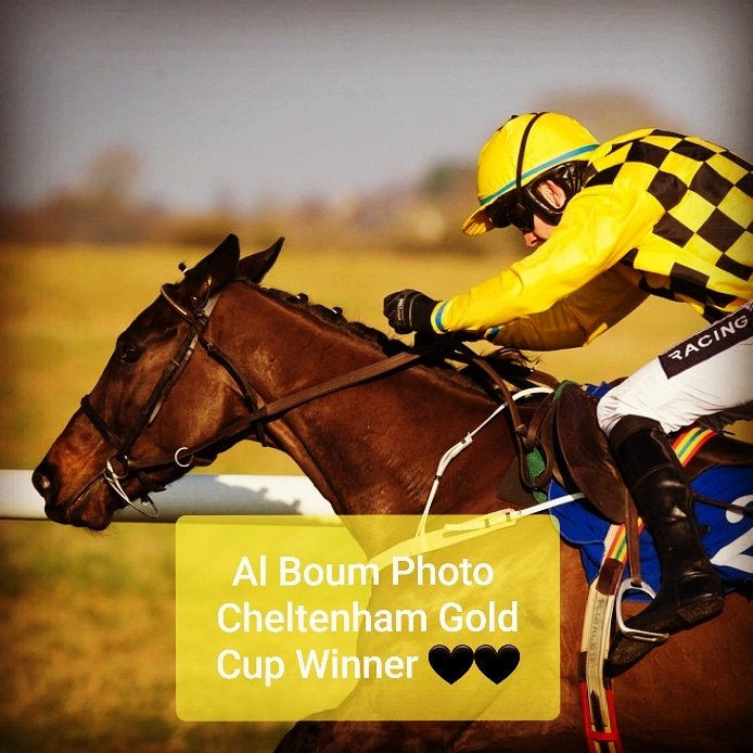 The Racing Wardrobe's photo on #CheltenhamGoldCup
