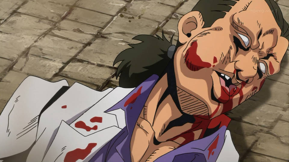 TDN罪のない一般人 #jojo_anime https://t.co/zUL7sjJwxp