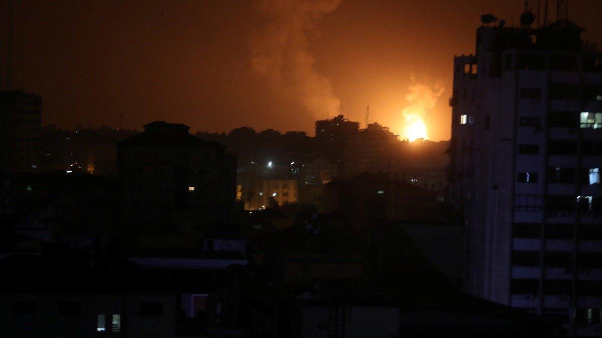 Tel Aviv rocket attack may have been accidental https://reut.rs/2TTqSWk