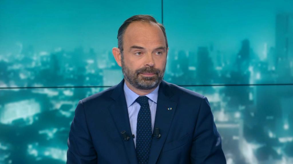 �� ������'s photo on Édouard Philippe