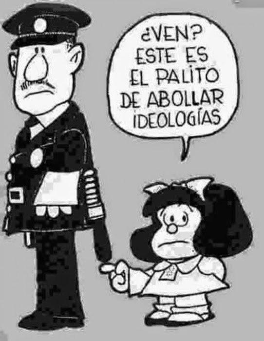 Raquel N. S.'s photo on #Mafalda