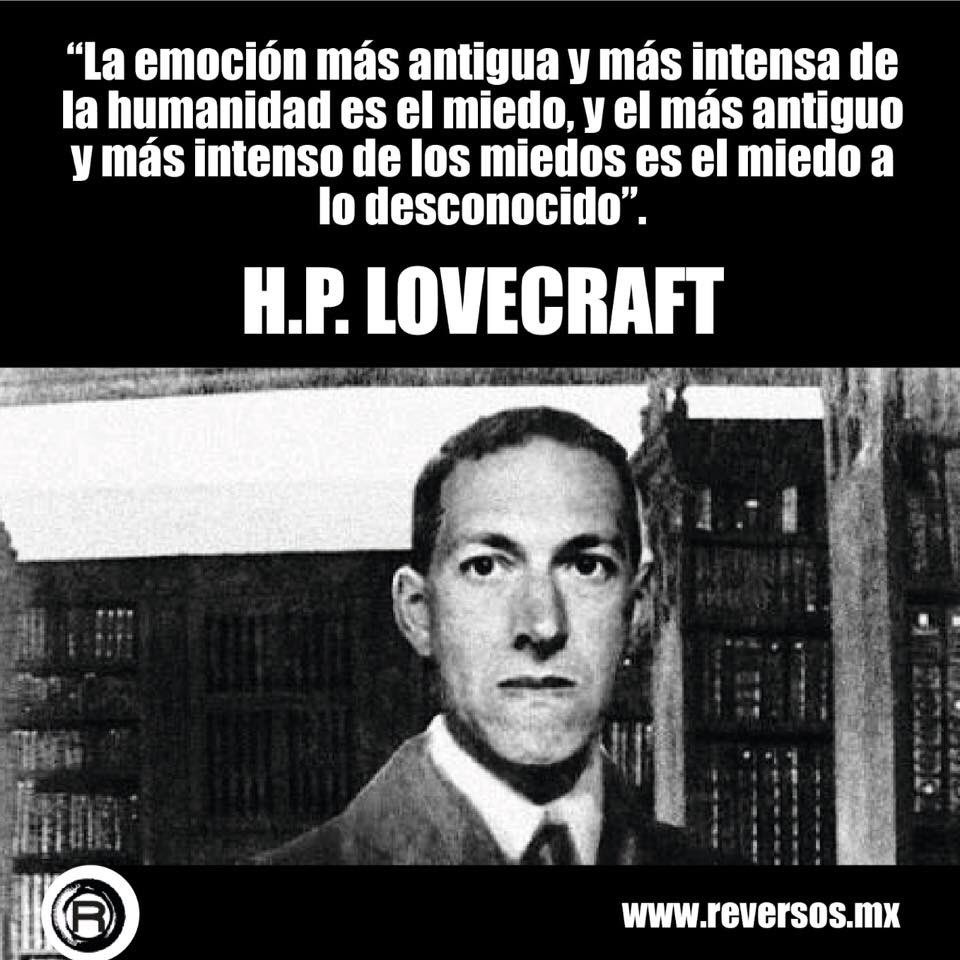 REVERSOS's photo on H. P. Lovecraft