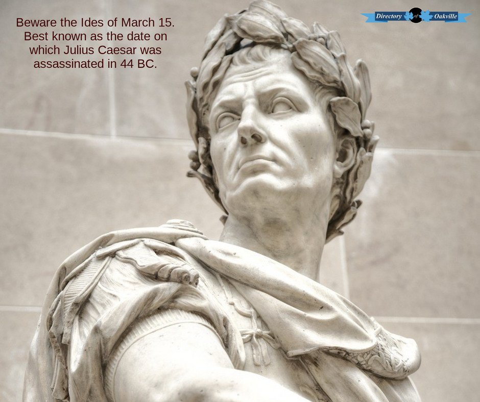 Andre's photo on Julius Caesar