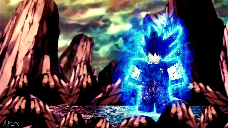 BollGfx Goku #gfxroblox #robloxgfx #robloxdev #robloxart