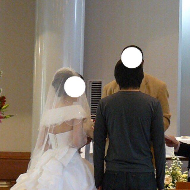 主人が結婚式にタキシード忘れてた。  #どれだけのミスをしたかを競うミス日本コンテスト