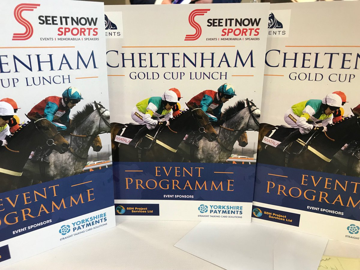 HD Lettings's photo on #CheltenhamGoldCup