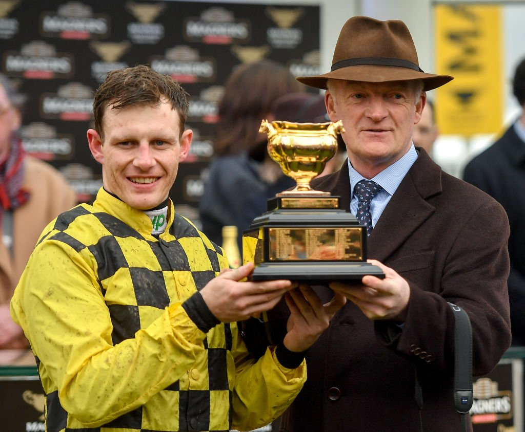 BBC Sport's photo on Willie Mullins