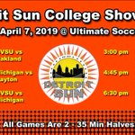 Image for the Tweet beginning: TICKETS  WOMEN'S COLLEGE SHOWCASE Pre-sale $10