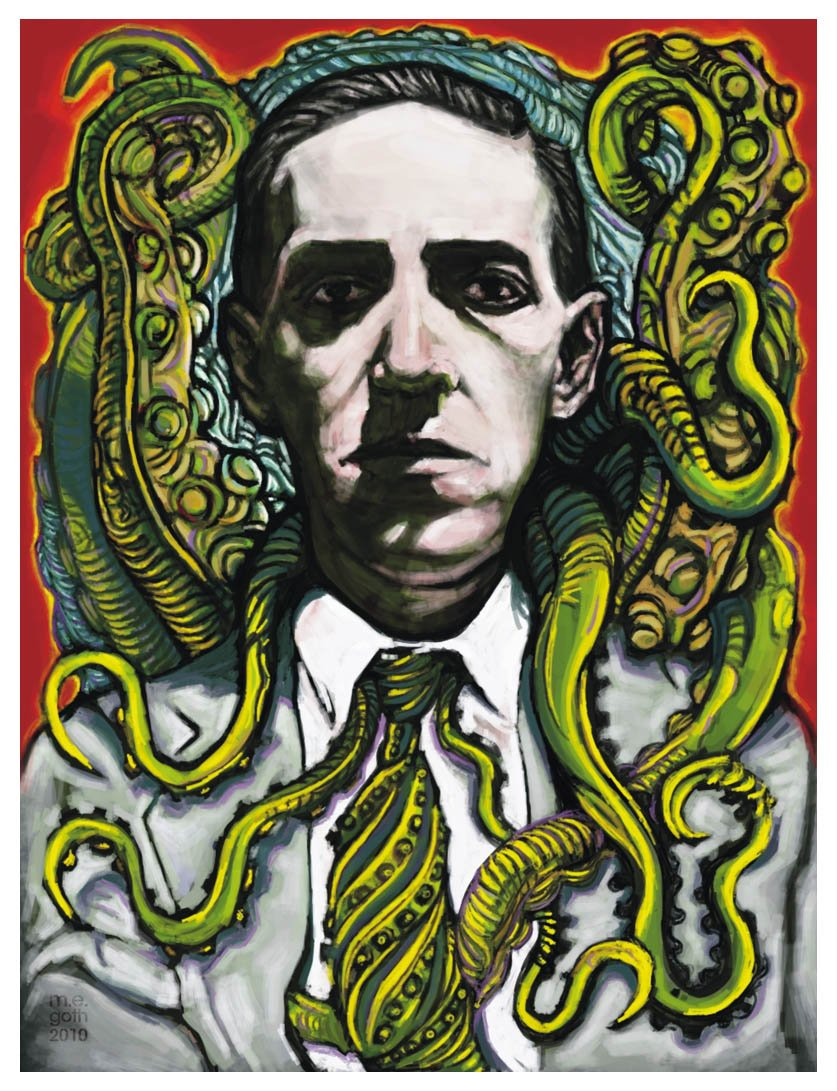 Sul Romanzo's photo on H. P. Lovecraft