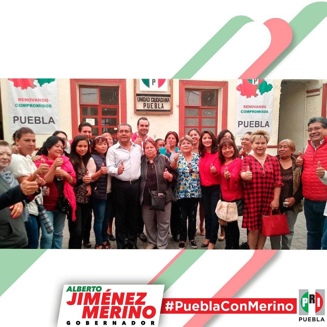 Estefania V. Palma's photo on #PueblaConMerino