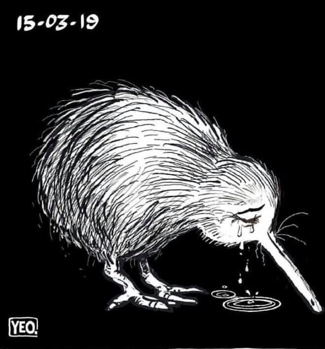 Kaffee☕Jedi 😁 🇩🇪 🇪🇺👍's photo on Terroranschlag in Neuseeland