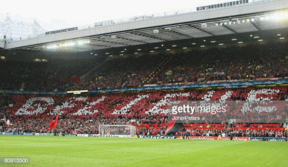Mihir's photo on Old Trafford