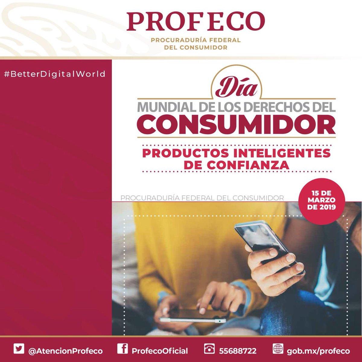Profeco's photo on Derechos del Consumidor