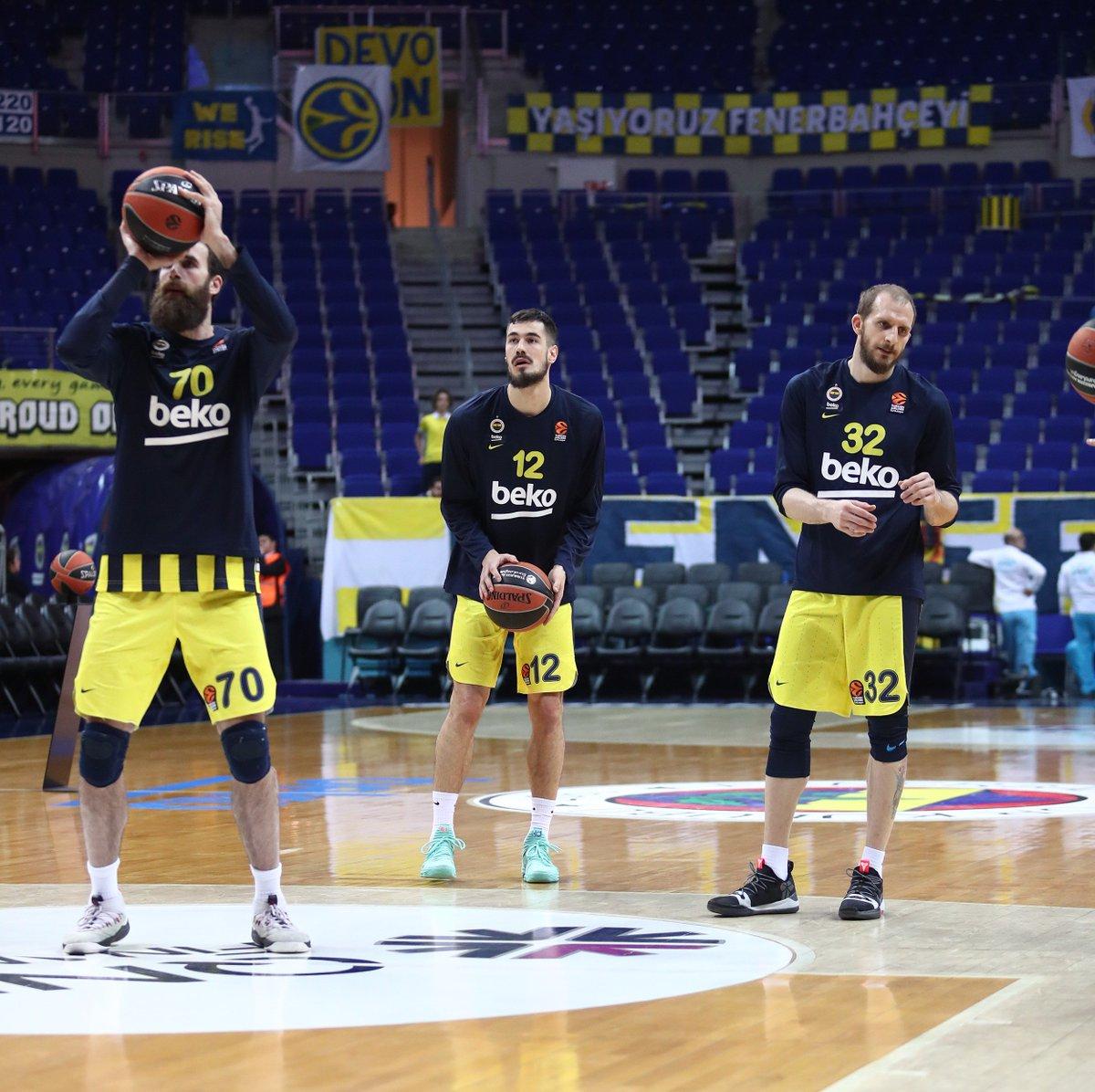 Fenerbahçe Beko's photo on Sloukas