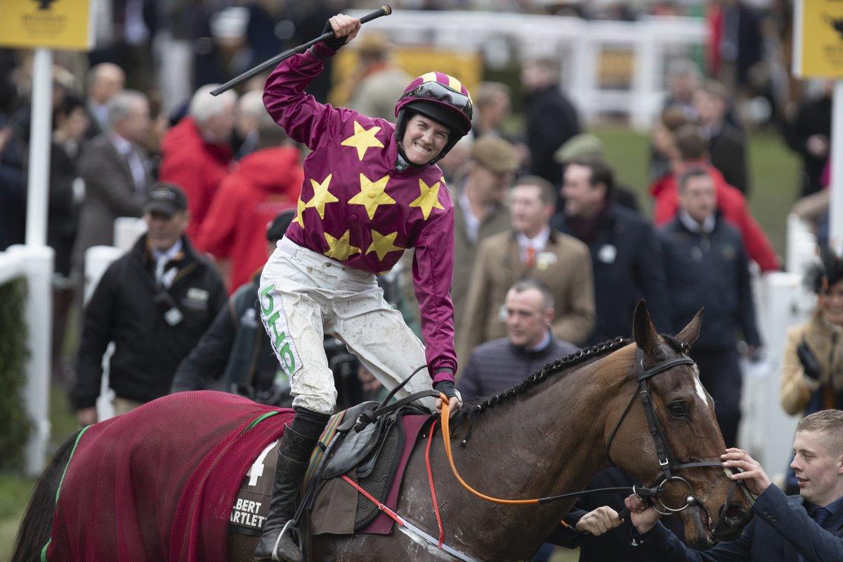 Racing Post's photo on Rachael Blackmore