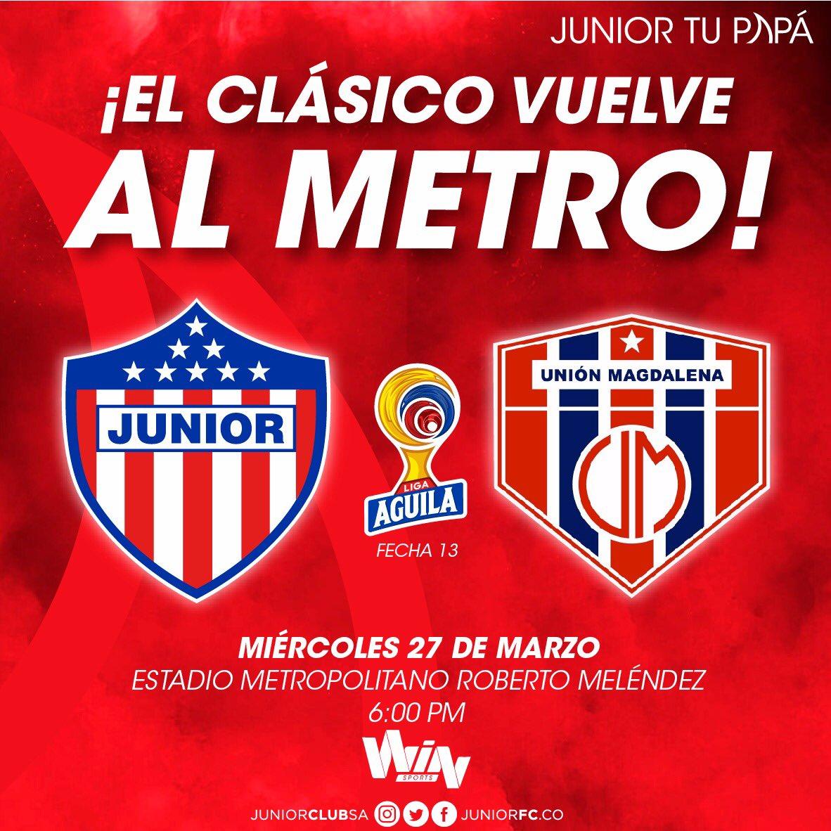 Club Junior FC's photo on Con 27