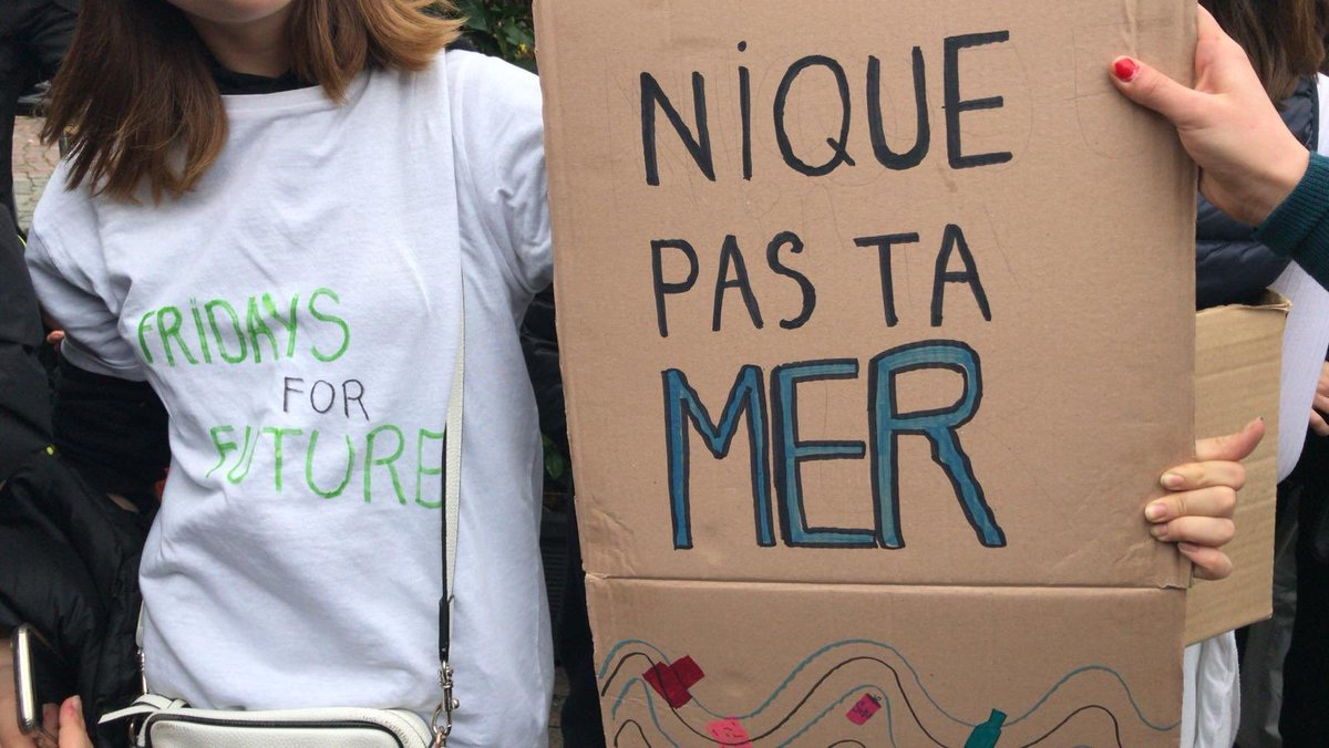 Elise Karlin's photo on #Youth4Climate