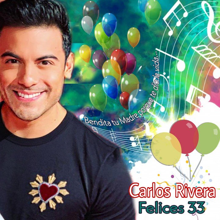 Club Oficial Carigue USA's photo on #Felices33CarlosRivera